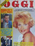 Oggi Magazine [Italy] (26 February 1986)