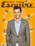 John Hamm, Jon Hamm on the cover of Esquire (Malaysia) - March 2012