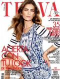 on the cover of Telva (Spain) - February 2013