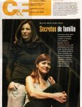 Andrea Pietra, Mercedes Morán on the cover of Critica (Argentina) - May 2009