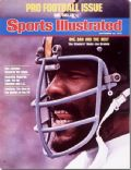 Joe Greene on the cover of Sports Illustrated (United States) - September 1975