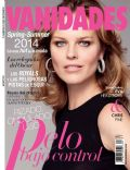 Eva Herzigova on the cover of Vanidades (Ecuador) - February 2014