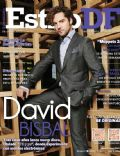 David Bisbal on the cover of Estilo Df (Mexico) - March 2014