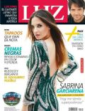 Sabrina Garciarena on the cover of Luz (Argentina) - July 2014
