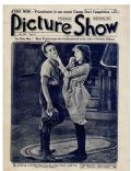 Mary Pickford on the cover of Picture Show (United Kingdom) - March 1921