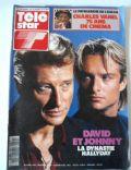 Télé Star Magazine [France] (24 April 1989)