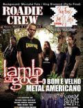 Roadie Crew Magazine [Brazil] (March 2012)