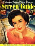 Screen Guide Magazine [United States] (August 1950)
