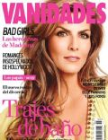Montserrat Oliver on the cover of Vanidades (Mexico) - May 2014