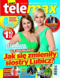 Kaja Paschalska, Paulina Holtz on the cover of Tele Max (Poland) - September 2012