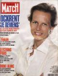 Paris Match Magazine [France] (2 March 1989)