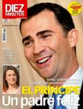Diez Minutos Magazine [Spain] (11 November 2005)