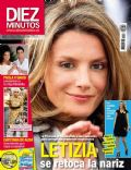 Diez Minutos Magazine [Spain] (3 September 2008)