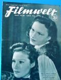 Filmwelt Magazine [Germany] (5 August 1942)