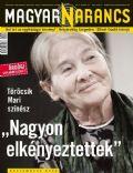 Magyar Narancs Magazine [Hungary] (21 July 2011)
