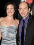 June Raphael and Paul Scheer