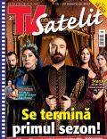 Halit Ergenç, Meryem Uzerli, Nebahat Çehre, Nur Aysan, Okan Yalabik on the cover of TV Satelit (Romania) - November 2012