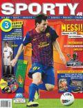 Sporty Jr Magazine [Greece] (December 2011)