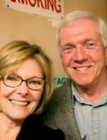 Jane Curtin and Patrick Lynch