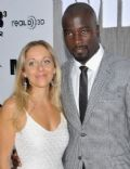 Mike Colter and Iva Colter