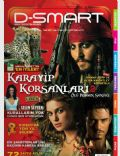 Johnny Depp, Keira Knightley, Keira Knightley and Johnny Depp, Keira Knightley and Orlando Bloom, Orlando Bloom, Selen Seyven on the cover of D Smart (Turkey) - December 2007