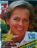 Télé 7 Jours Magazine [France] (30 August 1986)