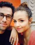 Tim Rock and Aimee Carrero