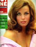 Senta Berger on the cover of Cine Revue (France) - June 1967
