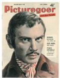 Yul Brynner on the cover of Picturegoer (United Kingdom) - February 1959