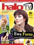 Ewa Farna on the cover of Halo TV (United Kingdom) - April 2011