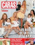 Carolina Oltra, Dolores Barreiro, Natalia Graciano, Nicole Neumann on the cover of Caras (Argentina) - May 2009
