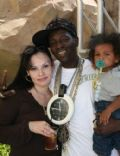 Flavor Flav and Liz Trujillo