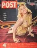 Rita Hayworth on the cover of Picture Post (United Kingdom) - March 1953