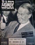 Radio Cinéma Télévision Magazine [France] (6 December 1953)
