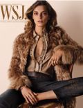 Daria Werbowy on the cover of Wsj The Wall Street Journal Magazine Womens Style (United States) - September 2014