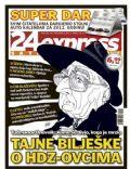 24 Sata Express Magazine [Croatia] (14 November 2011)