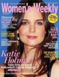 Katie Holmes on the cover of Womens Weekly (Australia) - August 2012