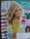 Heidi Klum on the cover of People Style Watch (United States) - June 2009