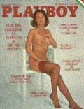 Claudia Marsani on the cover of Playboy (Italy) - September 1975