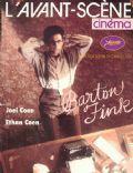 L'Avant-Scene Cinema Magazine [France] (November 1991)