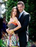 Tammin Sursok and Sean McEwen