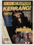 Kerrang Magazine [United Kingdom] (4 November 1989)