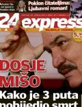 24 Sata Express Magazine [Croatia] (24 June 2011)
