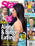 Kim Kardashian on the cover of Star (United States) - August 2014