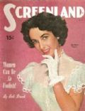 Elizabeth Taylor on the cover of Screenland (United States) - June 1951