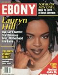 Lauryn Hill on the cover of Ebony (United States) - May 1999