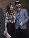 Gaby Espino and Arap Bethke
