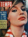 Tempo Magazine [Italy] (20 January 1950)