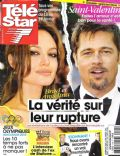 Télé Star Magazine [France] (13 February 2010)