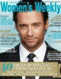Hugh Jackman on the cover of Womens Weekly (Australia) - November 2012